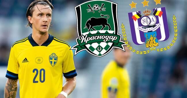 Kristoffer Olsson lämnar Krasnodar