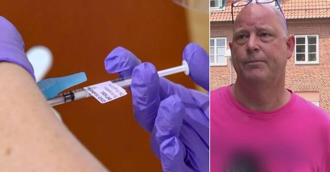 Klartecken för vaccination av 16- och 17-åringar i Blekinge