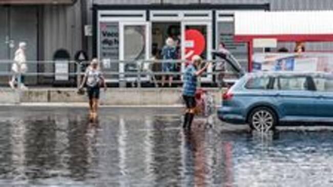 Stora mängder regn väntas i norra och mellersta Sverige – SVT direktrapporterar