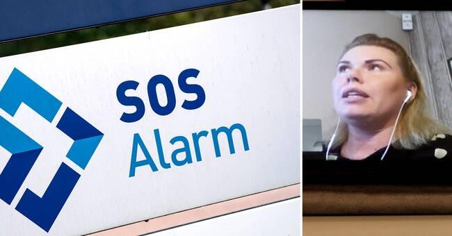 Många undviker att svara när SOS Alarm ringer