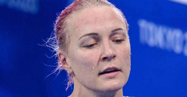 Sarah Sjöström missade medalj igen