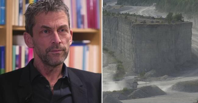 Professor i miljörätt om cementkrisen: Regeringen kan inte rädda LKAB