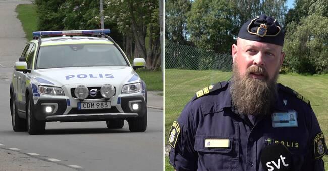 """Polisen slutade patrullera inlandet på natten: """"Betydligt fler resurser dagtid"""""""