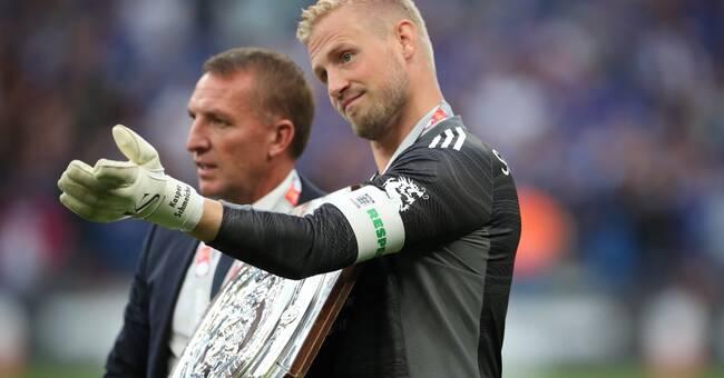 Leicester vann Community Shield