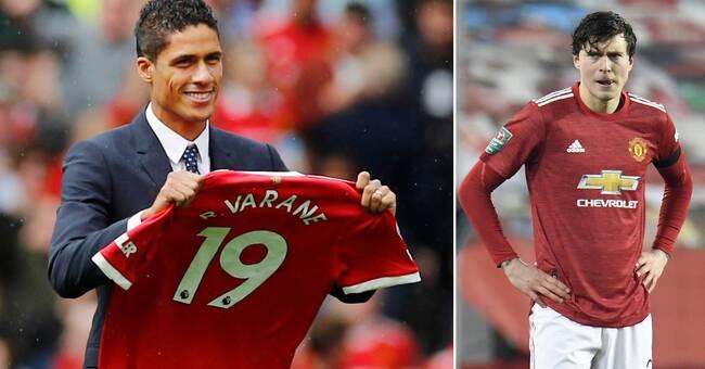 Officiellt: Raphaël Varane klar för United