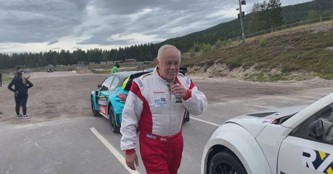 75-årige Eklund laddad för ännu en start på högsta nivå