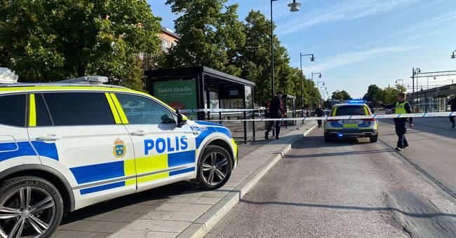 17-åring dömd för knivskärning på resecentrum i Västerås
