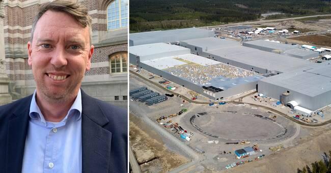 Norrköping kan få batterifabrik – 2500 arbetstillfällen