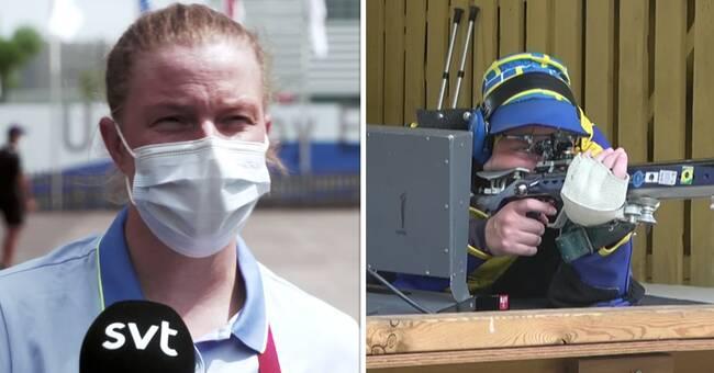 Sveriges målsättning: Sju medaljer i Paralympics
