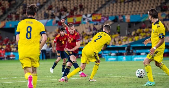Klart: Här är Spaniens VM-kval trupp inför mötet med Sverige