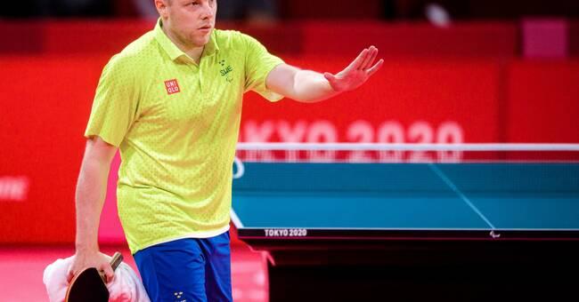 Dubbelt svenskt vidare i Paralympics