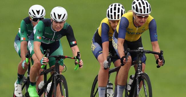 Cyklisten Jannering tog andra bronset