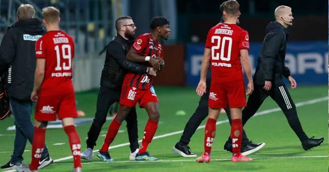 Lättad att rasistanklagelser från ÖFK läggs ner - svarar FotbollDirekt