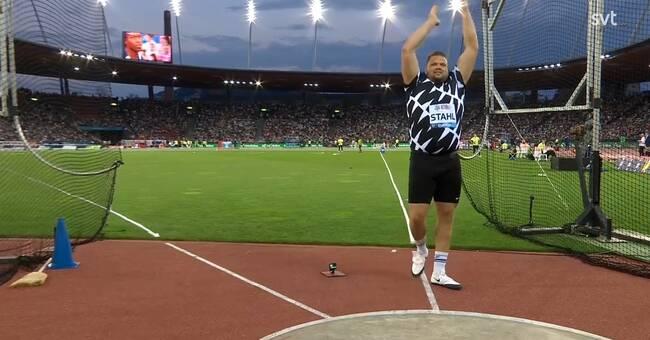 Daniel Ståhl vann Diamond League-finalen