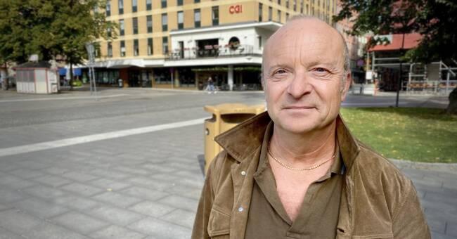 Örebro spelar en central roll i Jonas Gardells nya roman