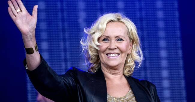 Agnetha Fältskog: Vi är så glada