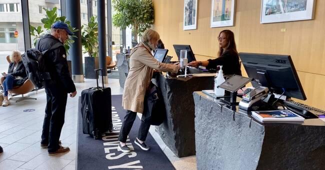 Hotellbranschen i Stockholm vädrar morgonluft – trots färre besökare under augusti