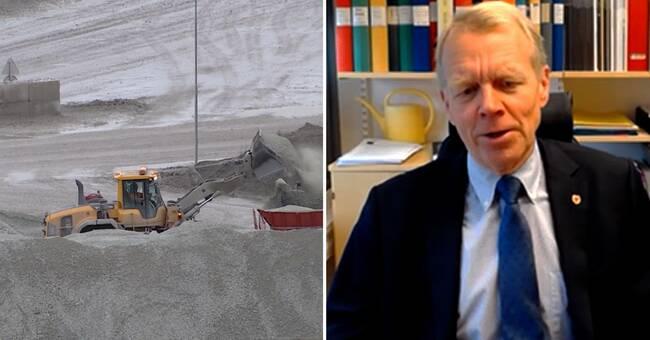 Forskare: Därför är Sverige beroende av Cementa