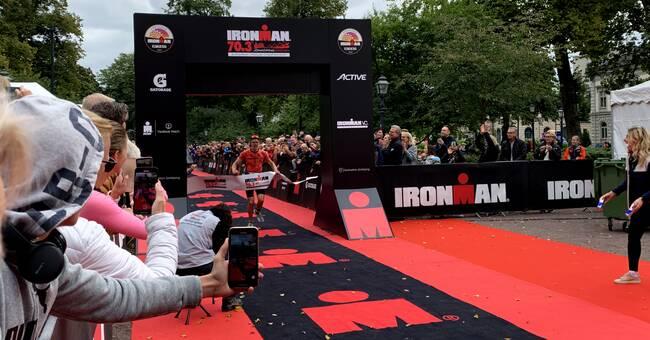 Flera fall av magsjuka efter Ironman i Jönköping