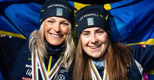 Frida Karlssons löptid avslöjad – i Sverigeeliten