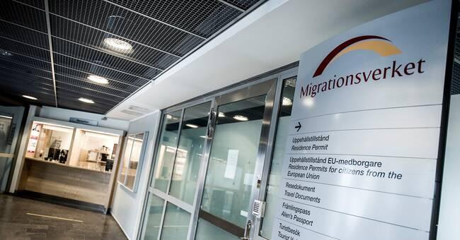 Kritik efter neddragningen på Migrationsverket
