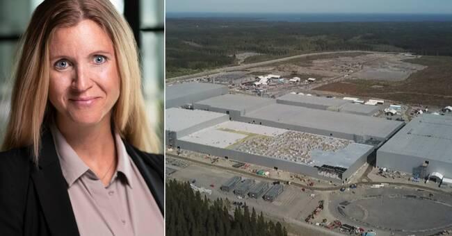 Northvolt utökar för återvinning av norska batterier