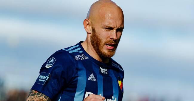 Skräll: Magnus Eriksson med i landslagstruppen