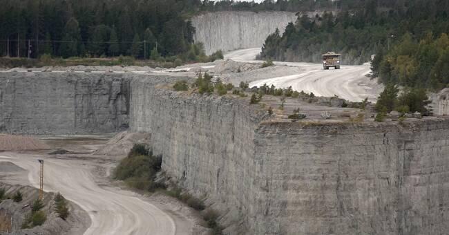 Spränger fem dagar i veckan – Cementa närmar sig deadline