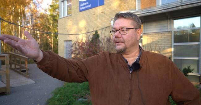Primärvårdschefen larmar: Rekordhögt vårdtryck i Västerbotten
