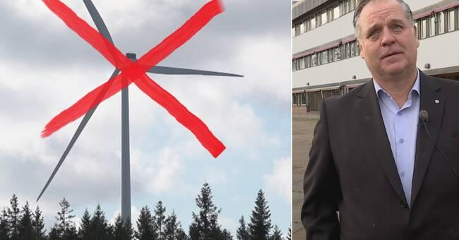 Politiker kan komma att stoppa vindkraftsplanerna i Finspång
