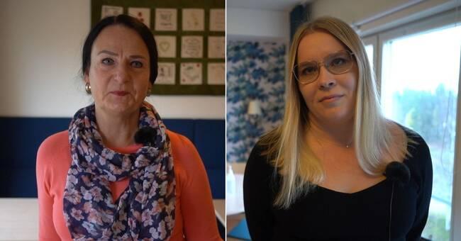 De svarar på vårdsamtal i Västerbotten – från sina hem i Finland och Spanien