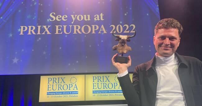 SR-dokumentär vann Prix Europa