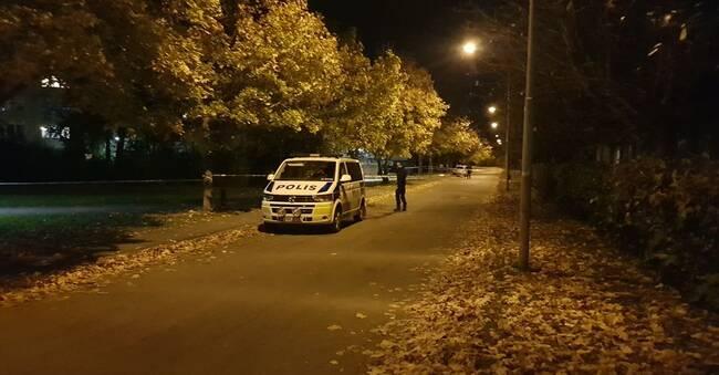 Två begärs häktade för skjutningen i Råbergstorp