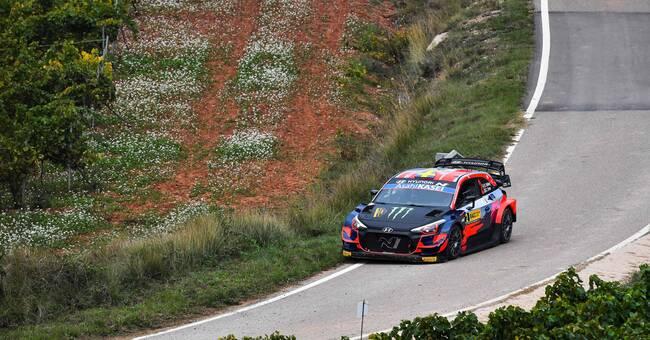 Solberg stabil sjua i Spanien – Neuville vann