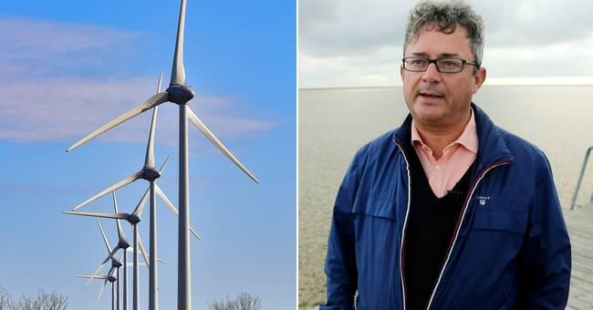 Över 1200 vindkraftverk stoppade av kommuner