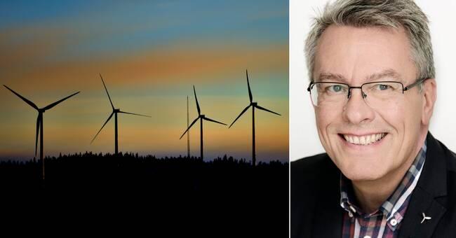 Vindkraftsindustrin vill se ändringar i regelverket kring varningsljus för flyget