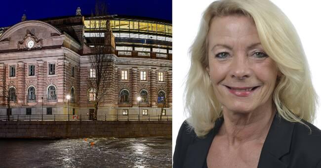 Pia Nilsson (S) petas från riksdagslistan – efter 17 år