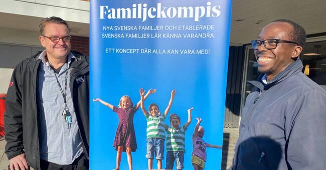 Familjer i Degerfors ska mötas över kulturgränser
