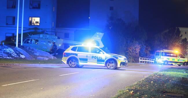 Skottlossning i Rinkeby – en skadad