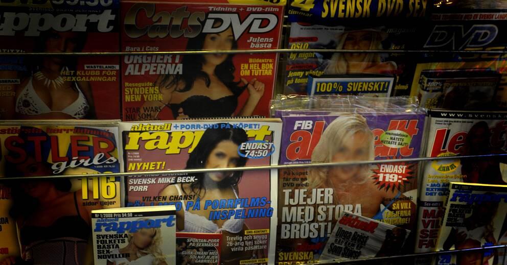 Porr Tidningar