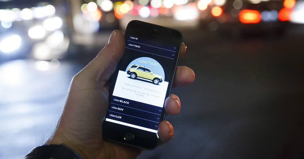 Uber Luleå