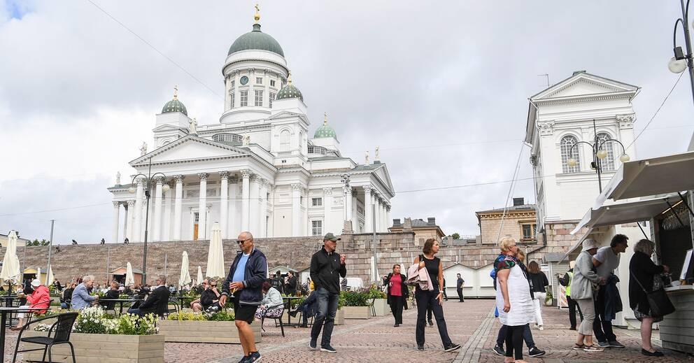 Finland Infor Nya Restriktioner For Resor Till Sverige Svt Nyheter