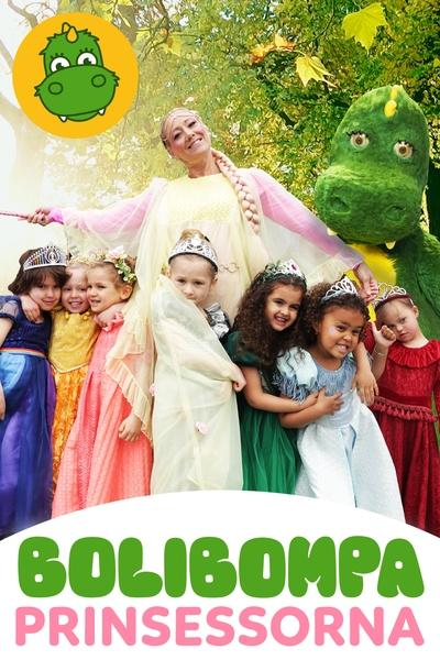 Bolibompa: Draken och de sju prinsessorna