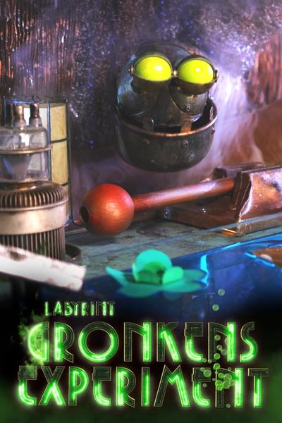 Labyrint: Gronkens experiment