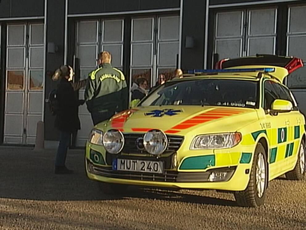 Ambulanssjukvrden Halland aktiverar single responder bilar