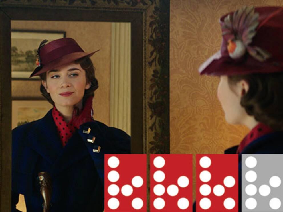 Filmrecension: Mary Poppins kommer tillbaka – en fantastisk