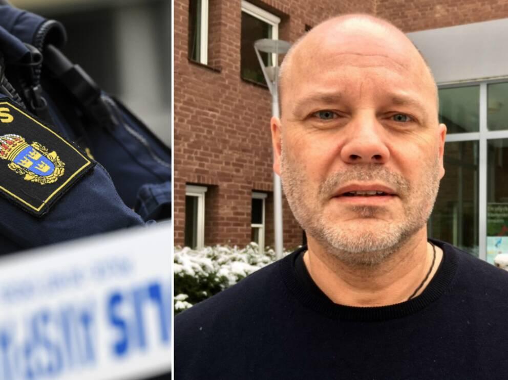Man hittades svrt skadad i Hestra oklar ddsorsak | SVT