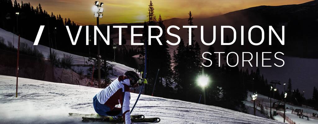Vinterstudion stories.