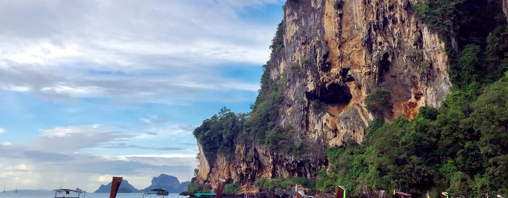 Världens natur: Thailand - tempel och tigrar