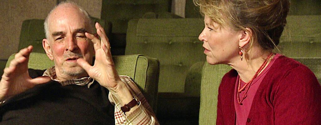 Ingmar Bergman samtalar med Marie Nyreröd.